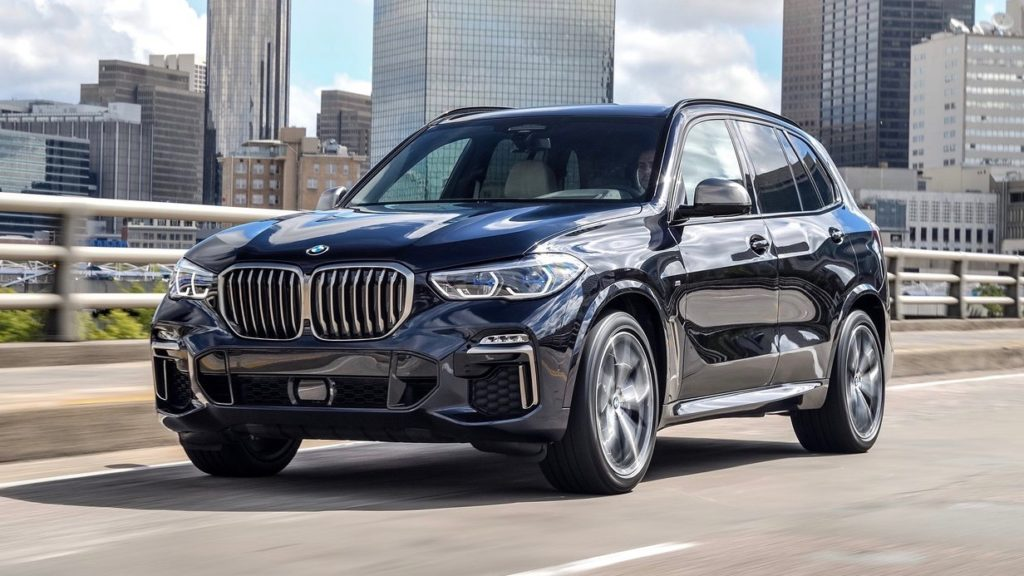 BMW X5 and X7 get top versions