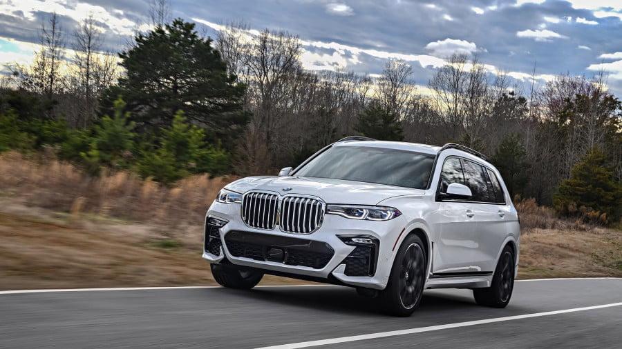 俄罗斯新款BMW X7将于6月开始生产