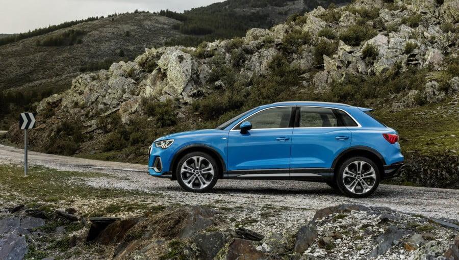 Audi Q3 лишился полноприводной версии