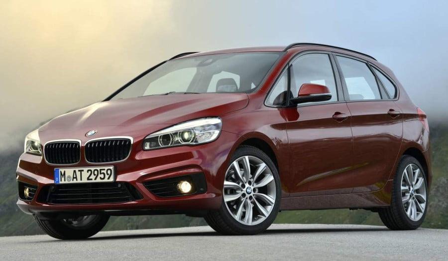 BMW will no longer produce minivans