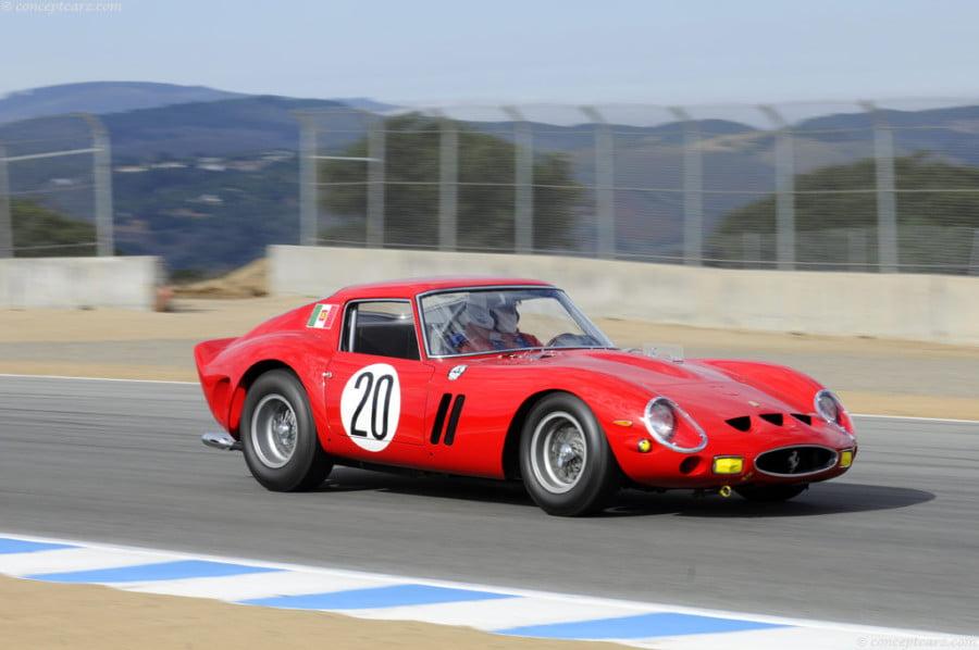 法拉利250 GTO被认为是一件艺术品