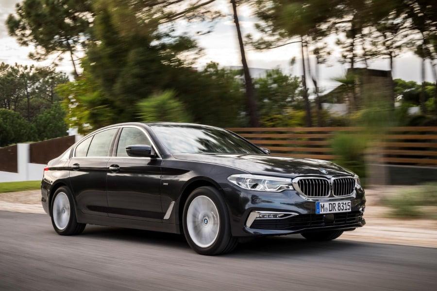 BMW ruft in Russland 22 Tausende von Autos zurück