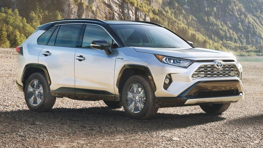 Named the release date of Toyota RAV4 new generation