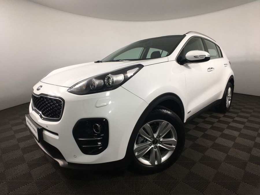 100 thousandth KIA Sportage crossover sold in Russia