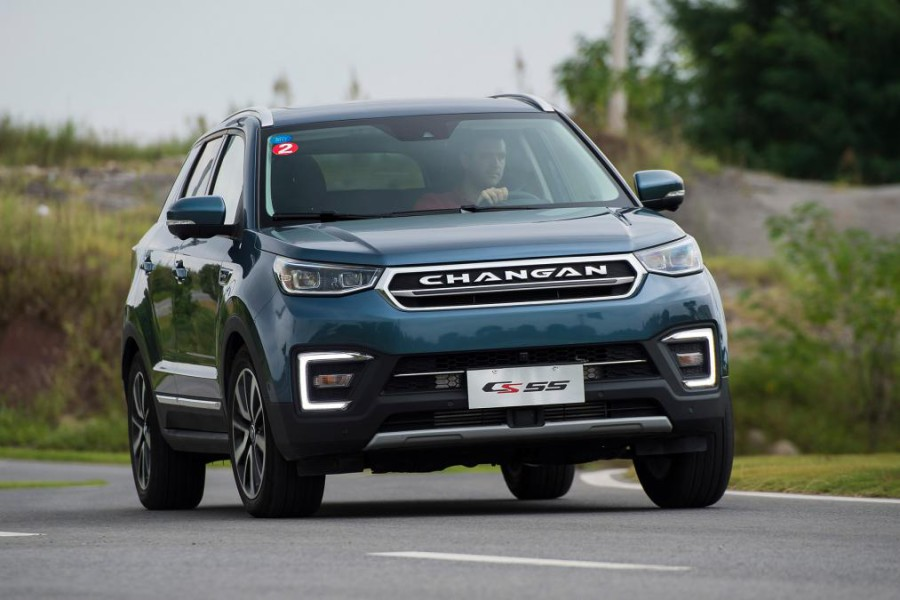 Sales of the new Changan start in Russia