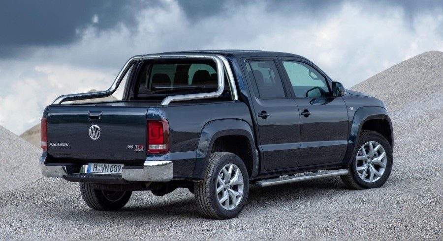 Volkswagen Amarok goes on sale with a new engine