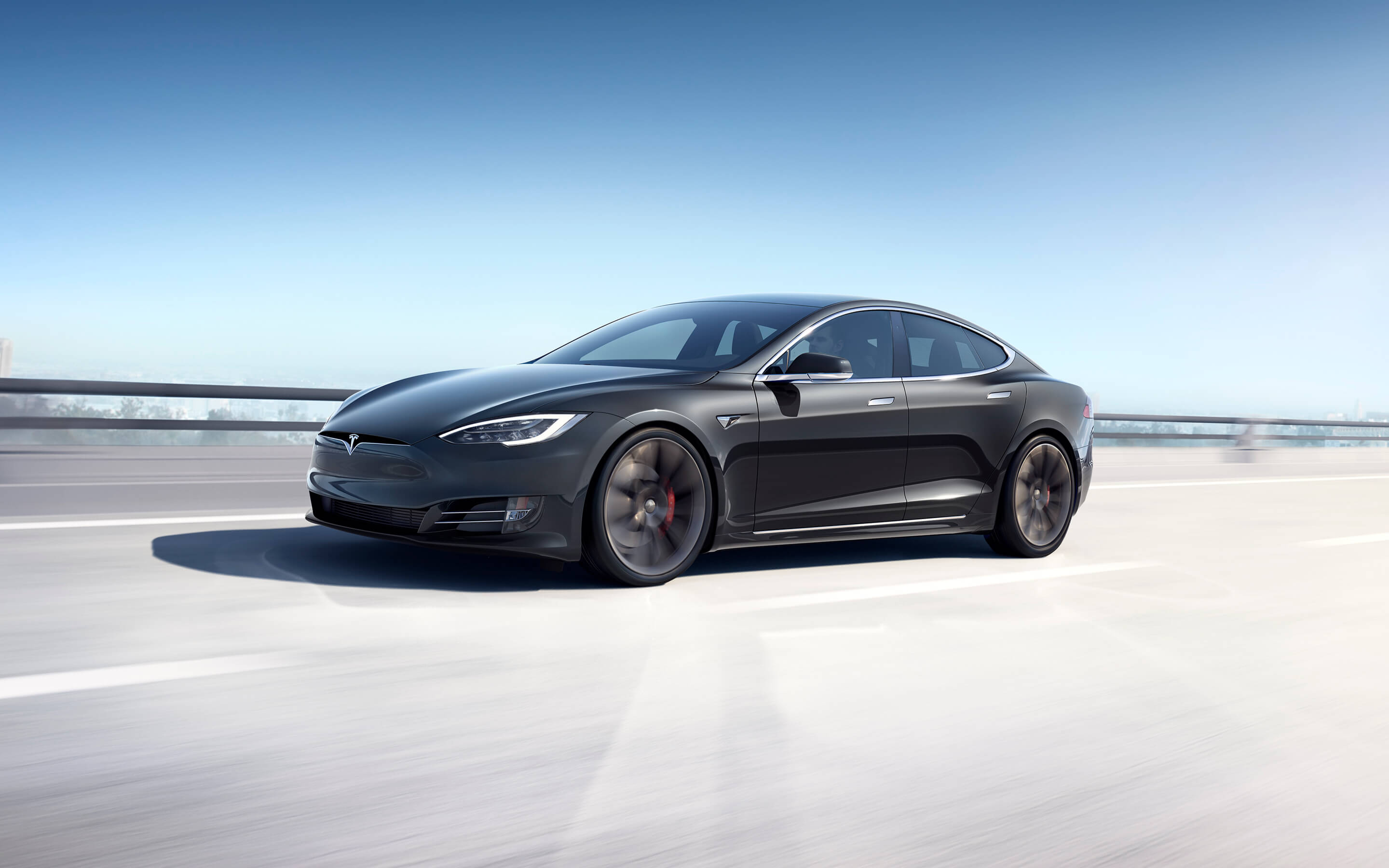 Tesla created a worthy competitor for the Porsche Taycan