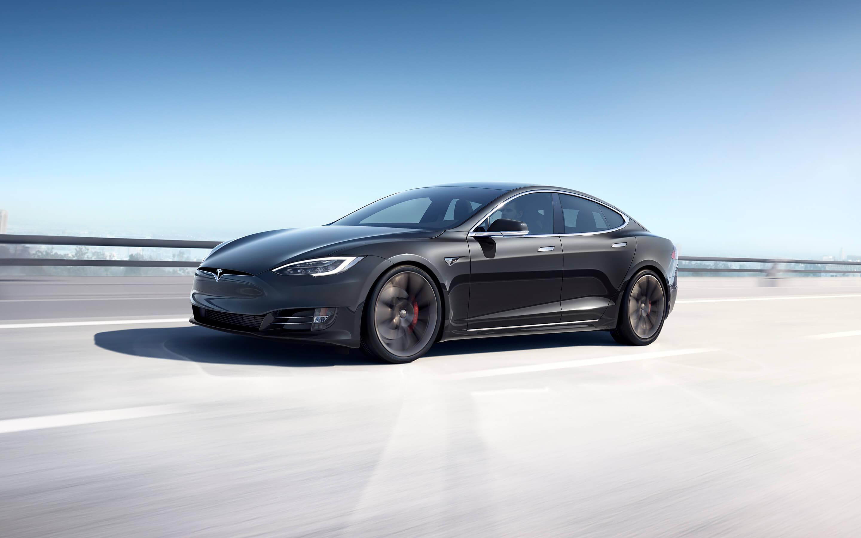 Tesla schuf einen würdigen Konkurrenten für den Porsche Taycan