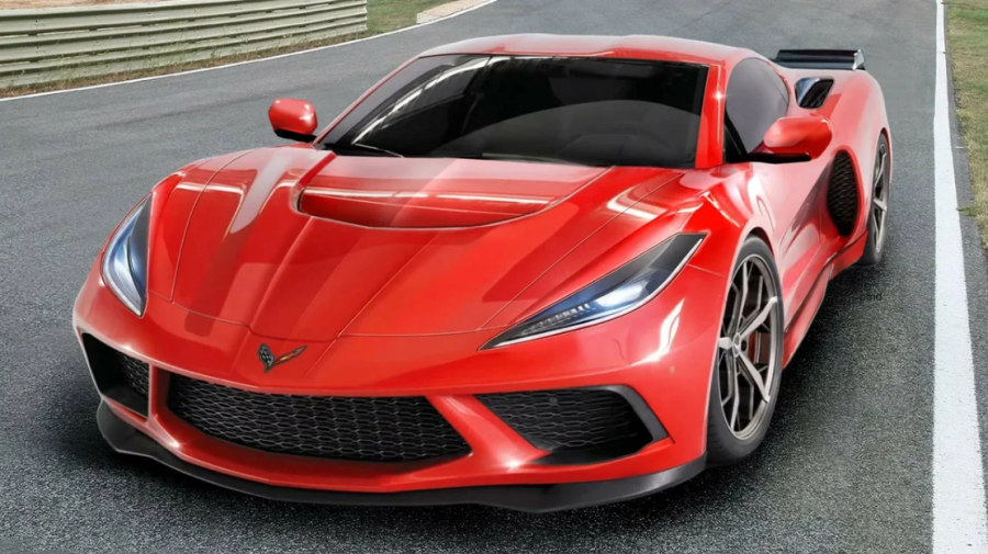 The fastest ever Corvette released
