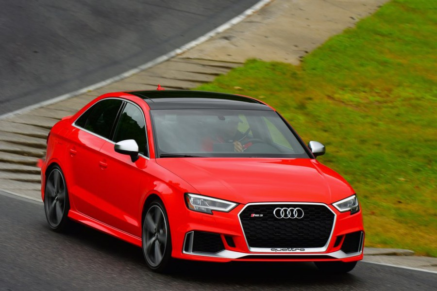 Hybrid Audi RS3 expected