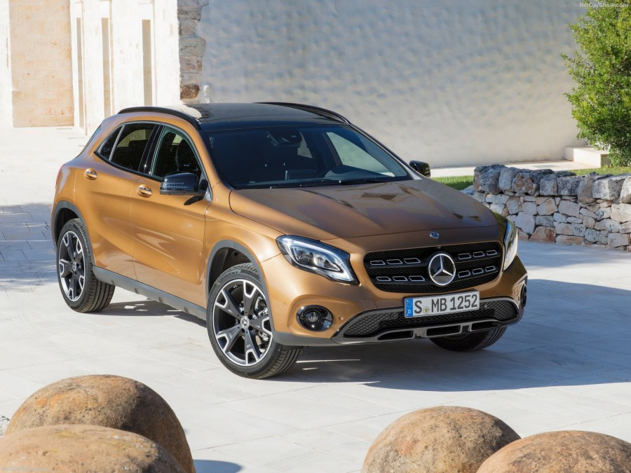 It became known what will be the new Mercedes-Benz GLA