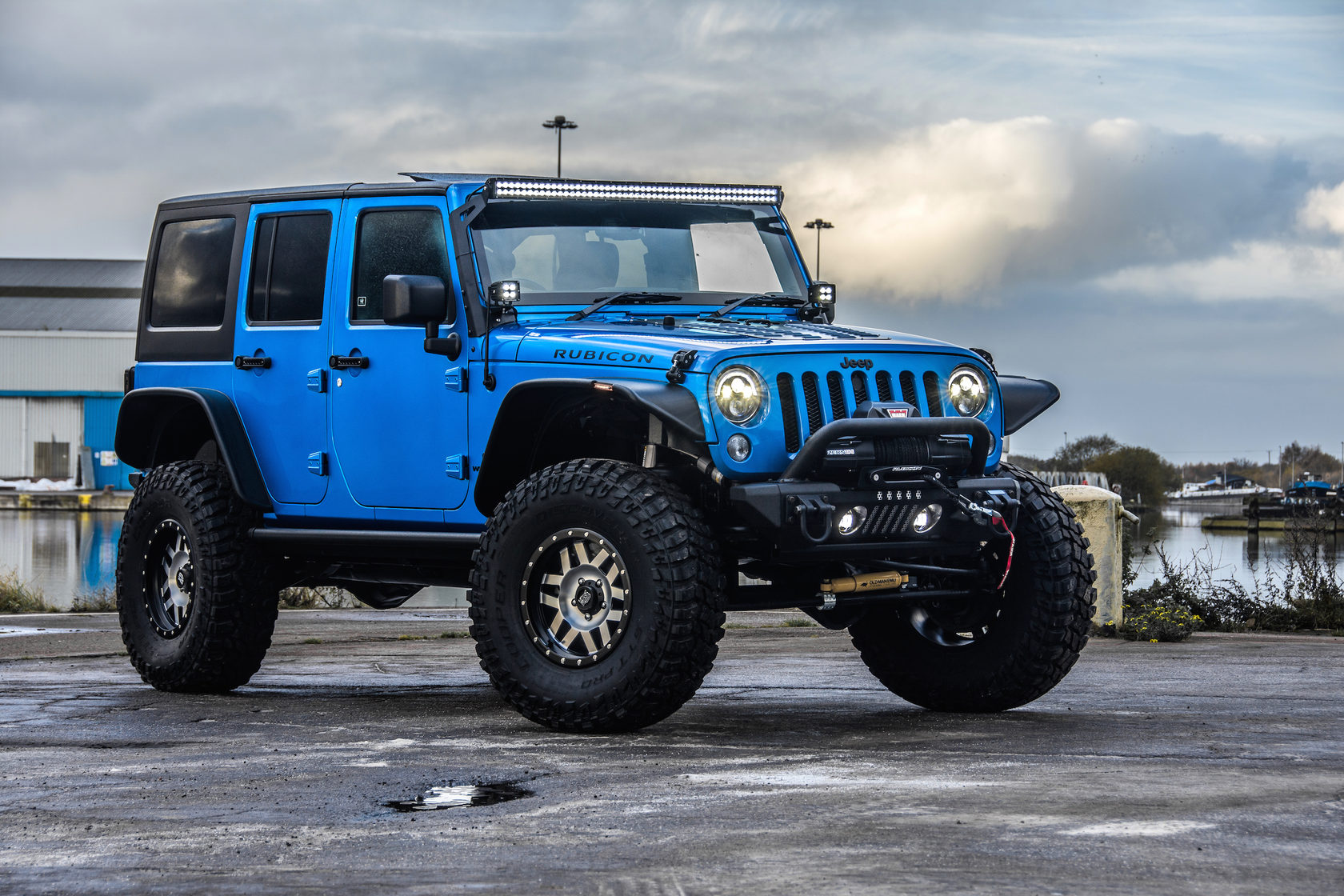 Ford rival Jeep Wrangler to premiere earlier than anticipated