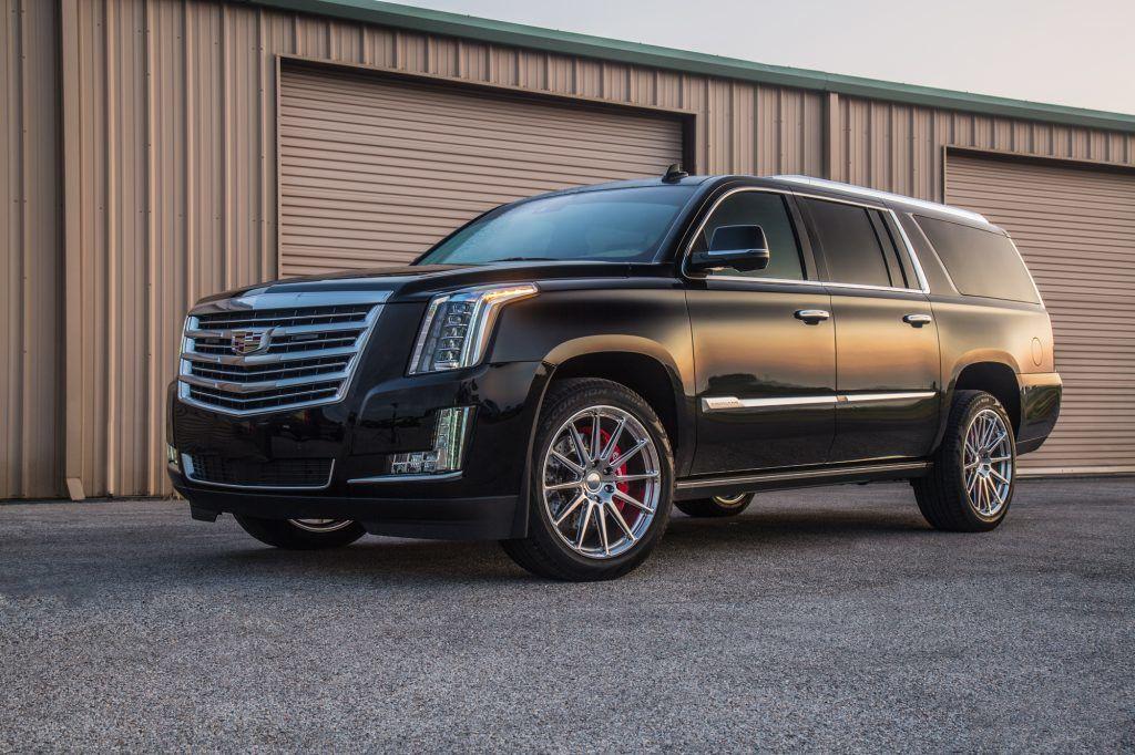 Die Wiederbelebung des Cadillac Escalade