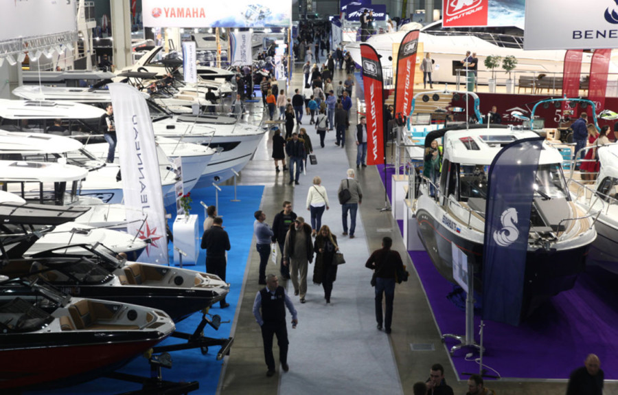 """Transfer between Moscow airports and the exhibition """"Moscow Boat Show 2020"""""""