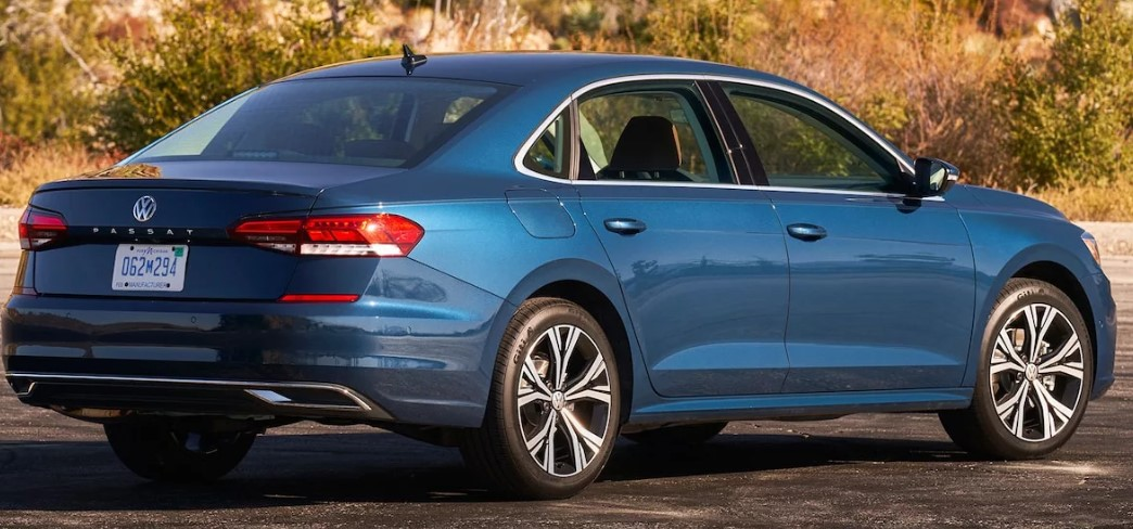 The fate of Volkswagen Passat in the USA became known