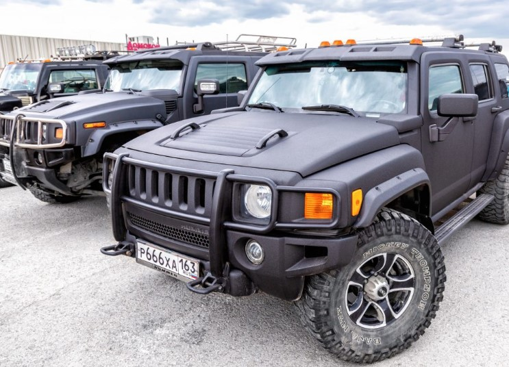 New information about the long-awaited electric Hummer