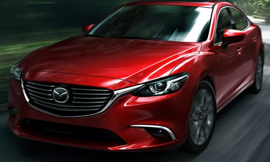 Mazda 6: when will we see?