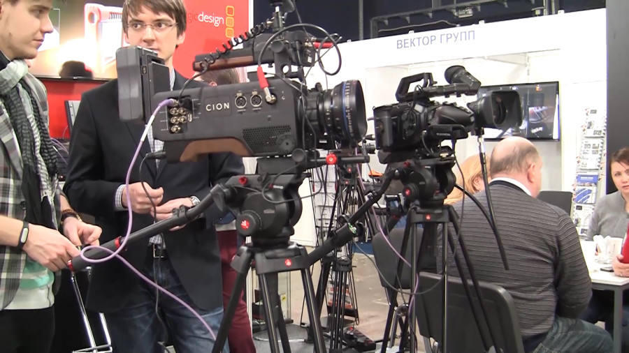 Transfer between Moscow airports and Cinema Production Service 2020