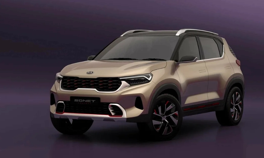 Review of the new crossover from Kia