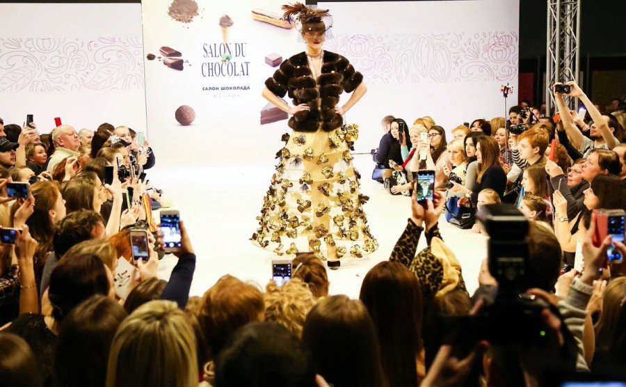 Transfer between Moscow airports and Salon du Chocolat Moscow 2020