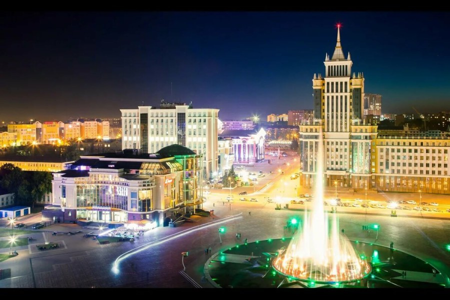 Intercity transfer Moscow - Saransk