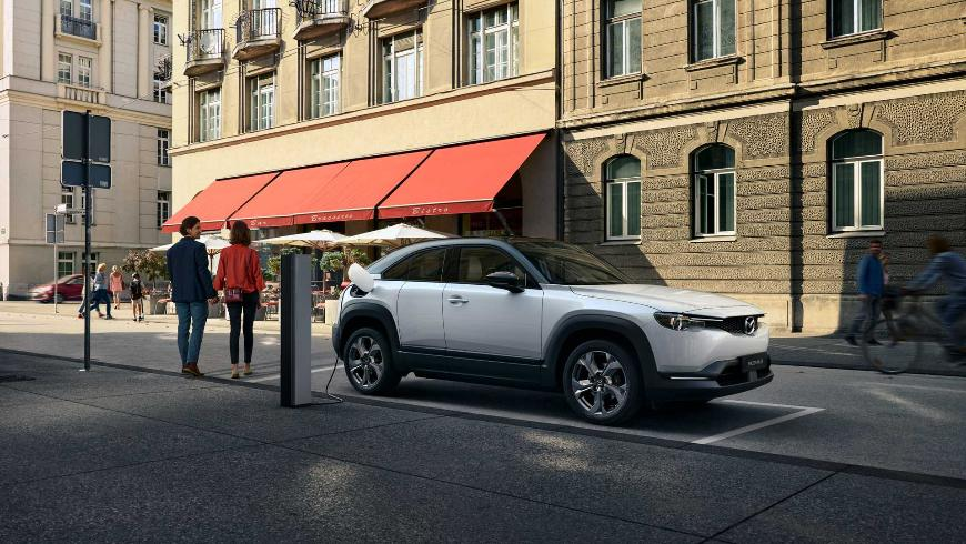 Mazda wants to return to rotary motors in MX-30