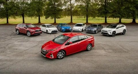 Toyota sold the 15 millionth hybrid