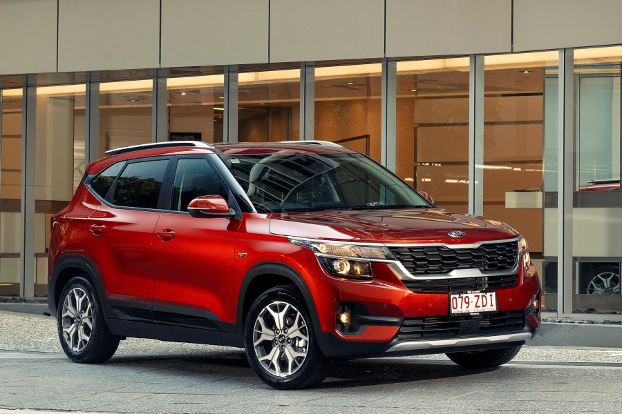 Kia updated the popular crossover Seltos