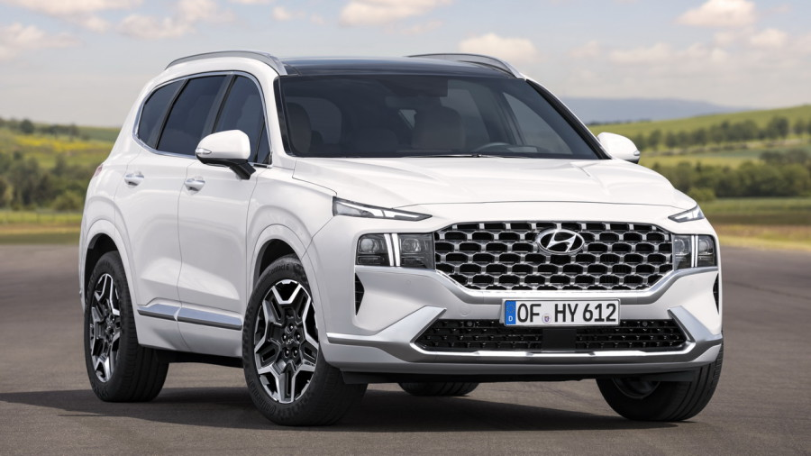 Hyundai revealed details of the specification of the crossover Santa Fe 2021