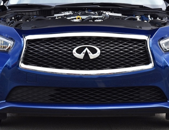 The network has a new teaser for Infiniti QX55