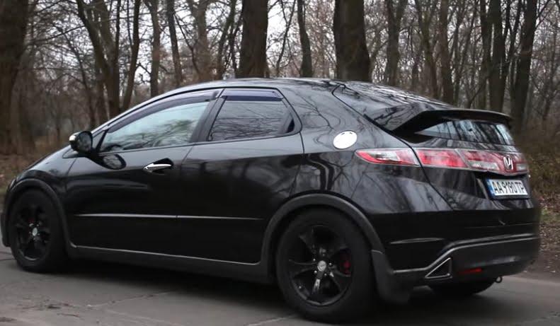 Honda Civic will be updated again