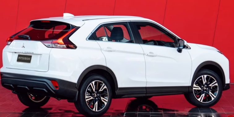 What will be the new Mitsubishi Eclipse Cross 2021