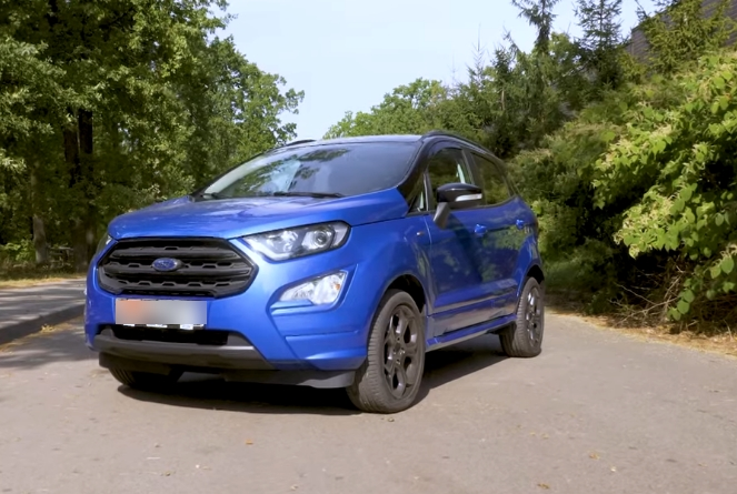Ford unveils 'active' Eco Sport