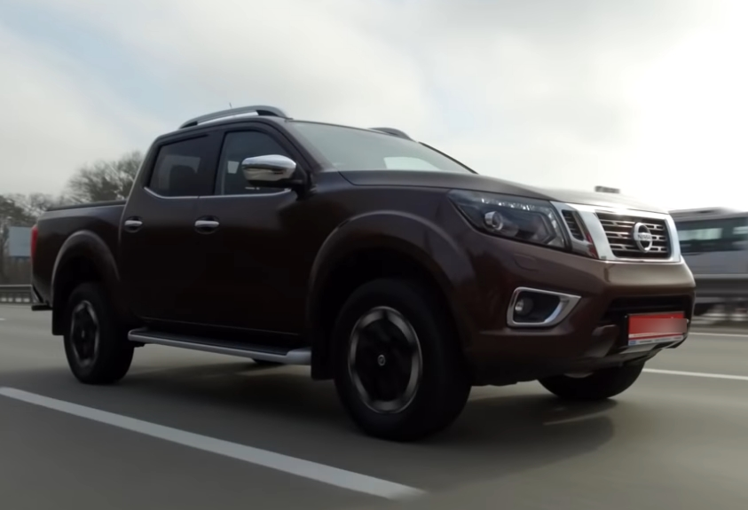 Nissan teases new generation Navara images