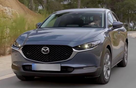 Veröffentlichte eine vollständige Preisliste für Mazda CX-30 für Russland