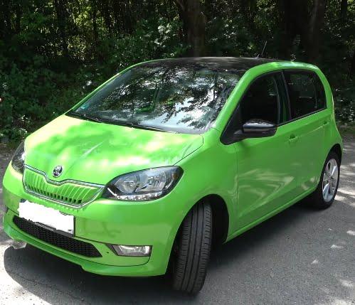 Skoda plant Nachfolger von Citigo-e iV und elektrischem Octavia