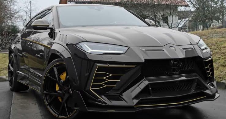Fast dreihundert Lamborghini Urus wurden in Russland zurückgerufen