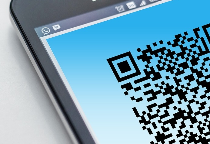 QR code instead of driving license?