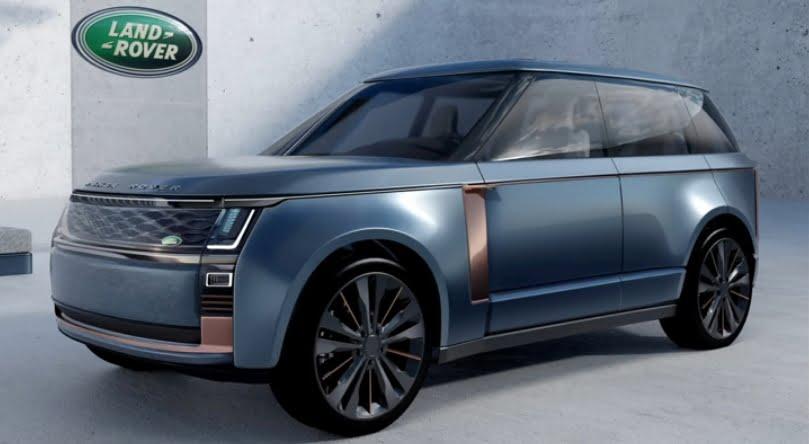 Land Rover began testing Range Rover 2022