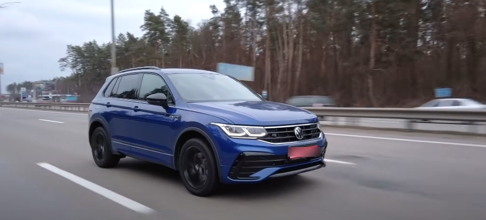 New coupe-crossover for Europe from Volkswagen