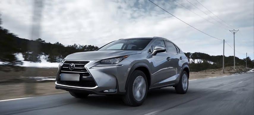 Lexus NX turns into a plug-in hybrid