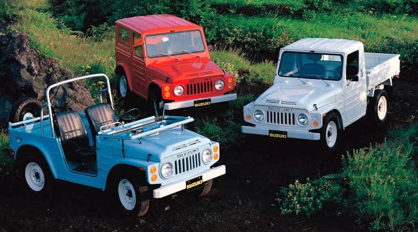 Suzuki Jimny bekommt ein Hybrid-Kraftwerk