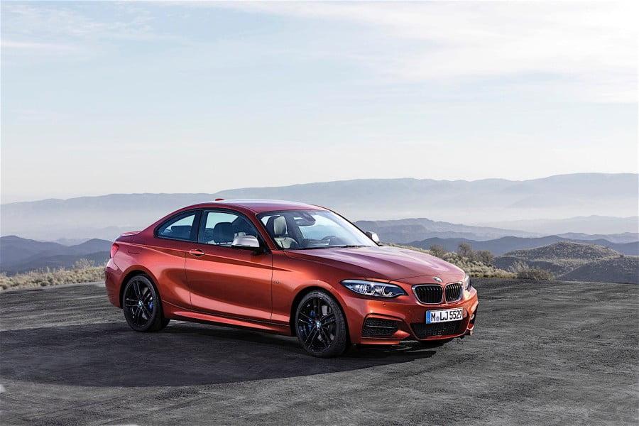 Neu von BMW - 2er Coupé