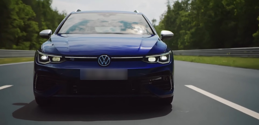 It became known how the new Golf R Estate will delight motorists