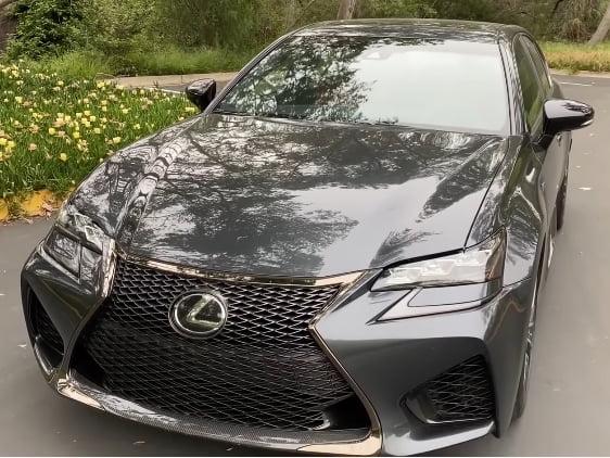 The return of the Lexus GS