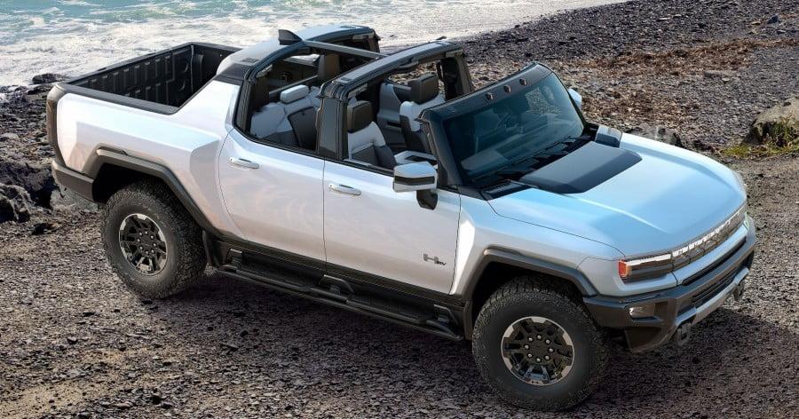 Chevrolet nutzt neuen Hummer als Basis für ein weiteres Elektroauto