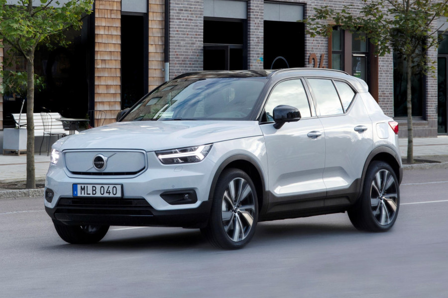 Volvo XC40 T8 Recharge named car of the week