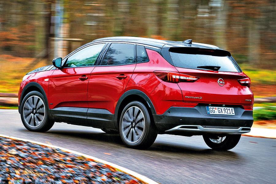 Opel modernize their hit Grandland X