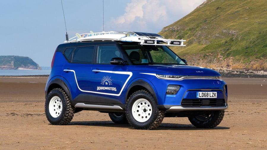 Kia introduced a new concept car