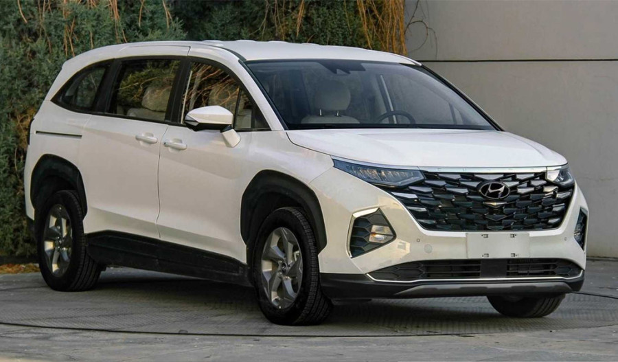 The official presentation of Hyundai Custo took place